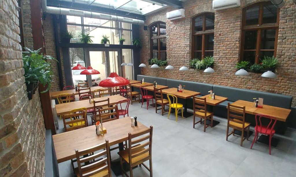 Fabryka Pizzy W Katowicach Otwarta Horeca Business Club